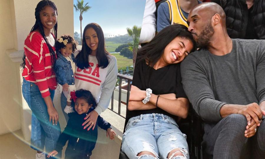 Hình bóng Kobe Bryant trong cuộc sống vợ con sau một năm tử nạn