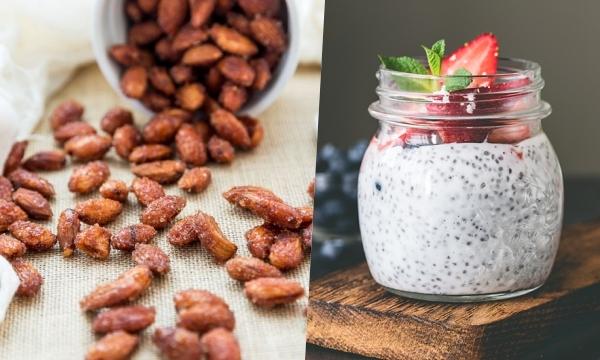 8 loại đồ ngọt vừa ngon miệng vừa giúp giảm cân