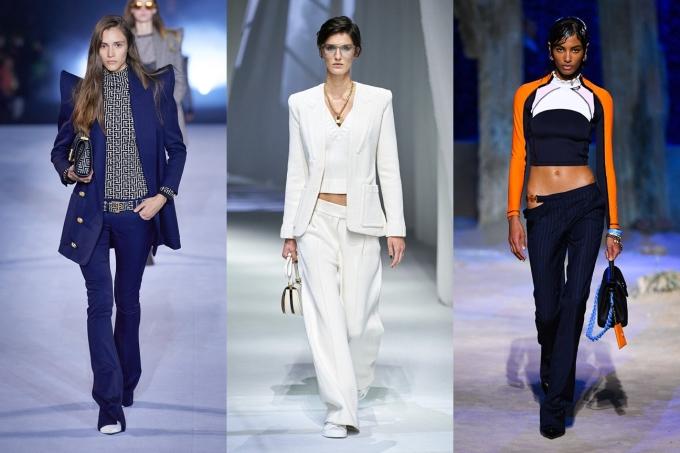Các thiết kế lấy cảm hứng từ phong cách thời trang công sở, nhưng biến tấu thú vị hơn, tôn vẻ gợi cảm của phái nữ một cách tinh tế. Những xu hướng thời trang đình đám của mùa Xuân Hè 2021 xuất hiện hầu hết trong bộ sưu tập của các nhà mốt danh tiếng. Hiện DAFC là đơn vị phân phối trang phục, phục kiện của Burberry, Dolce & Gabbana, Versace, Salvatore Ferragamo, Christian Louboutin và hơn 60 thương hiệu khác...