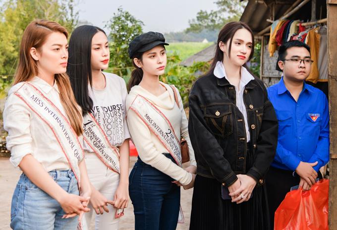 Hương Giang, Trân Đài - 2
