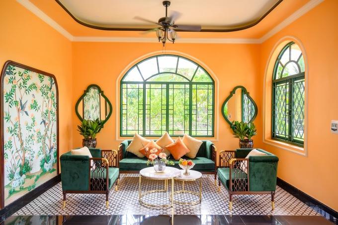 Anh Thành Trung muốn ngôi nhà trở thành dấu ấn đặc biệt nhất nên đầu tư kỹ lưỡng. Từng góc nhà hay món đồ vật để thể hiện gu thẩm mỹ của chủ nhân.