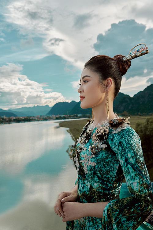 Sinh ra ở Bạc Liêu nhưng Lý Kim Thảo đồng cảm tình yêu quê hương Quảng Bình và tâm huyết dành cho những di sản của NTK Nhật Dũng. Cô được anh định hướng sẽ xuất hiện trong đêm diễn thuộc khuôn khổ festival hang động.