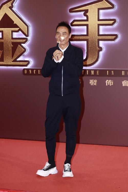 Nam diễn viên Nhậm Đạt Hoa đảm nhận vai nặng ký trong tác phẩm này.