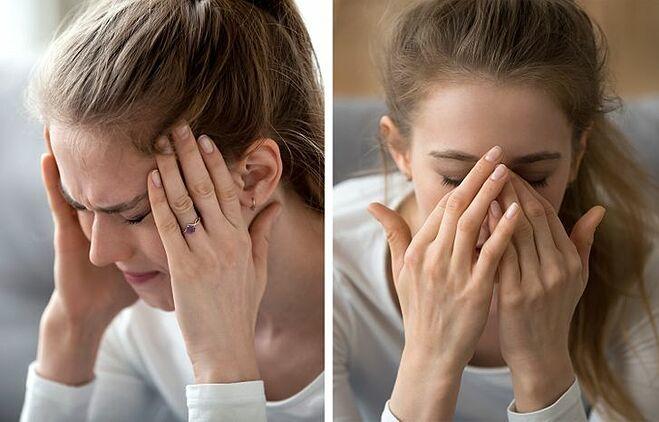 Nhịn ăn sáng là một trong những nguyên nhân gây ra chứng đau nửa đầu.
