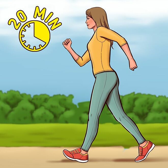 6 mẹo cải thiện vùng da bụng chảy xệ - 4