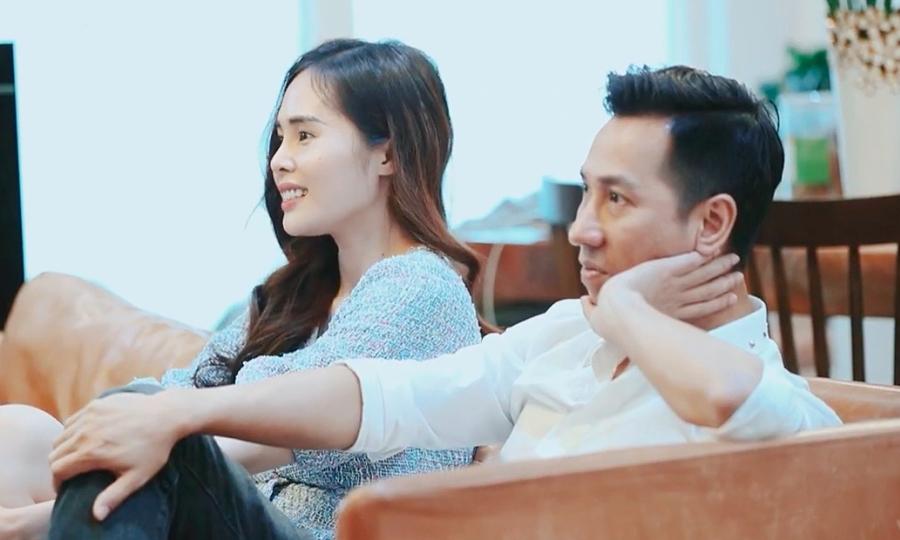 Căn hộ 150 m2 của vợ chồng Lê Anh Dũng - Lê Trinh