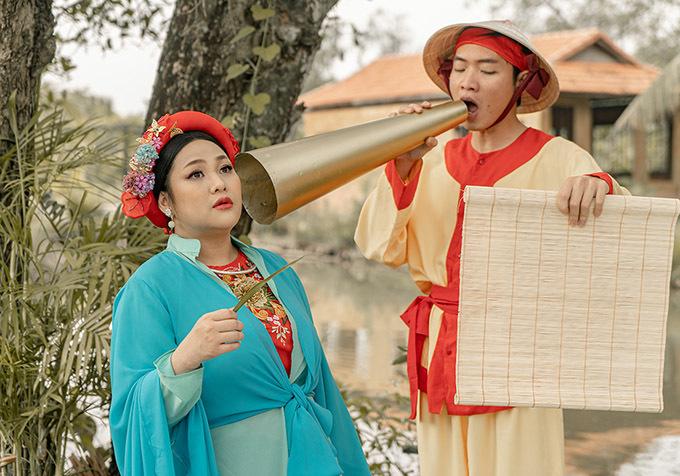 Với sản phẩm này, Huỳnh Lập hy vọng khán giả được thưởng thức những giây phút thư giãn sảng khoái trong những ngày đầu năm Tân Sửu.