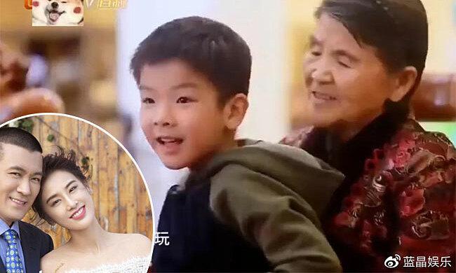 Muôn kiểu chiều con của giới sao nhà giàu Trung Quốc