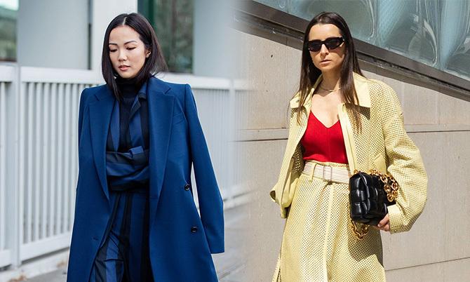 Gợi ý mặc đẹp từ street style tuần lễ thời trang