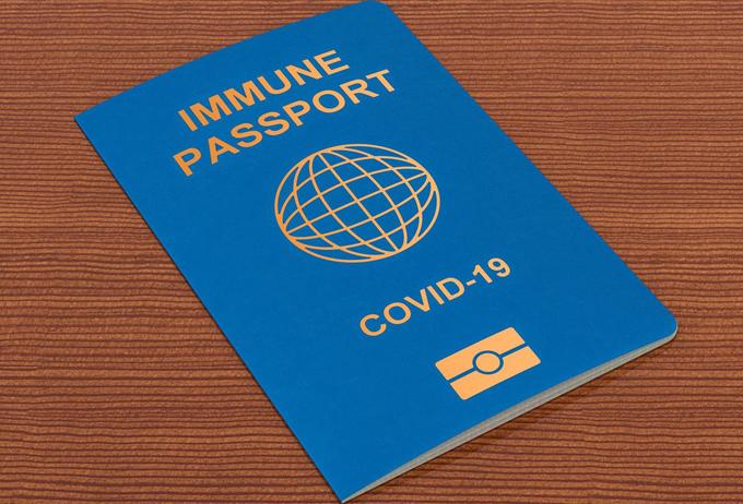 Hộ chiếu vắc xin được cho là có thể cứu ngành du lịch nhiều quốc gia. Ảnh minh họa: TTR Weekly