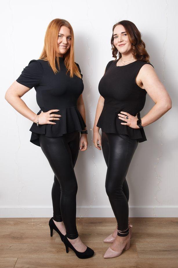 Ca phẫu thuật cột sống của Olivia chính là lời cảnh tỉnh và là động lực để cặp đôi giảm cân.