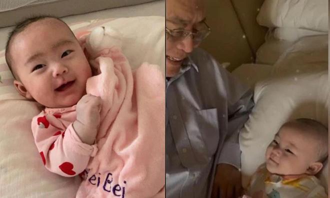 'Đại sư piano' 82 tuổi đưa con gái 4 tháng tuổi về quê nhà