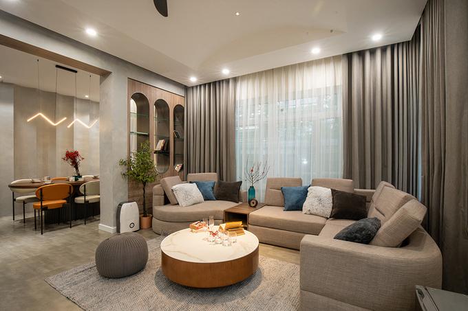 Khi có đủ điều kiện, gia chủ mong muốn cải tạo nhà theo phong cách hiện đại, mới mẻ và gọn gàng hơn, đồng thời có thêm không gian thư giãn.