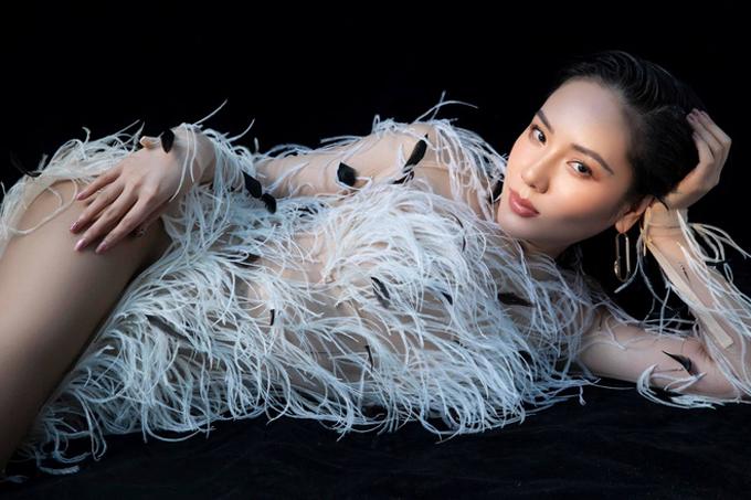 Hồng Nhung đụng váy các mỹ nhân Việt - 14