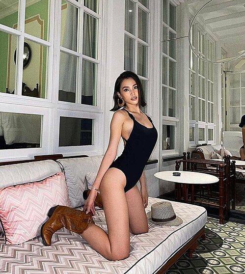 Tiểu Vy ngày càng sexy kể từ sau khi hết nhiệm kỳ hoa hậu.
