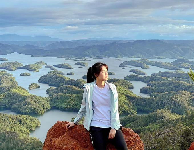 Cắm trại hồ Tà Đùng - trải nghiệm - 2