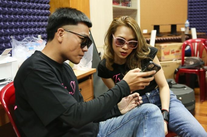 Trong liveshow Tri âm, Mỹ Tâm sẽ thể hiện hơn 20 ca khúc.