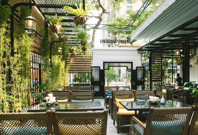 Nhà hàng quen của Lệ Quyên ở Hà Nội - 6
