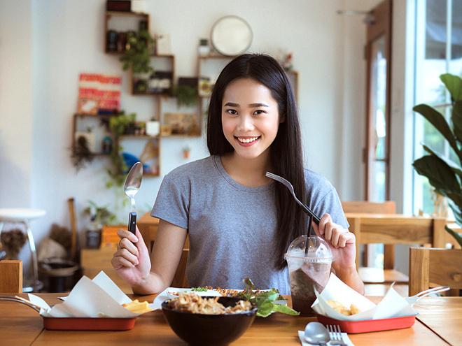 Theo khảo sát, 60% người được hỏi thường chỉ dành 10 phút cho bữa sáng.