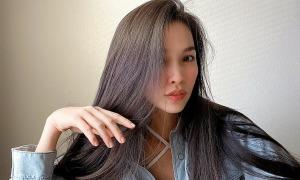 Hiền Thục tiết lộ thói quen chăm sóc mái tóc