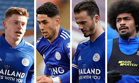 4 sao Leicester City tiệc tùng trong lúc phong tỏa