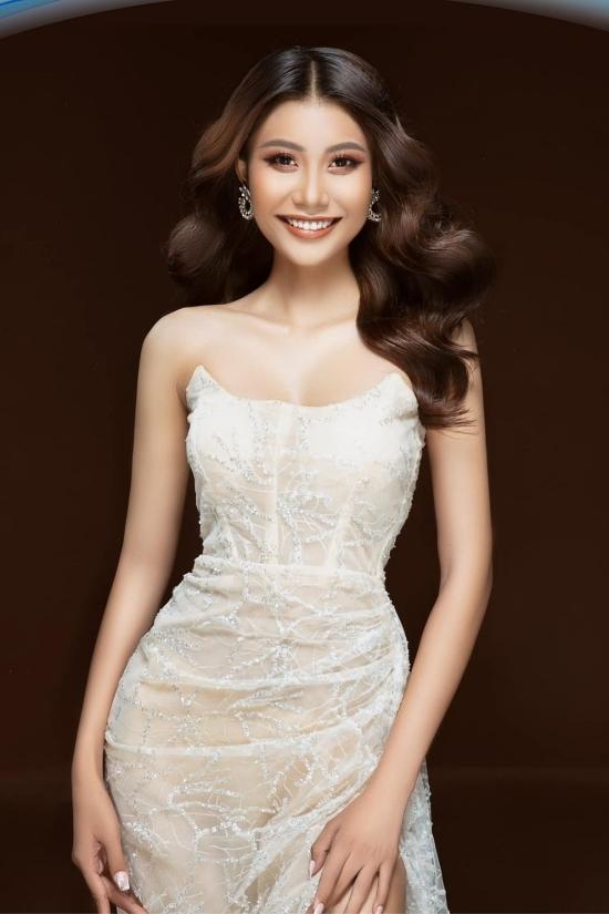 Bản sao Thanh Hằng dự thi Hoa hậu Thế giới VN 2021 - 4