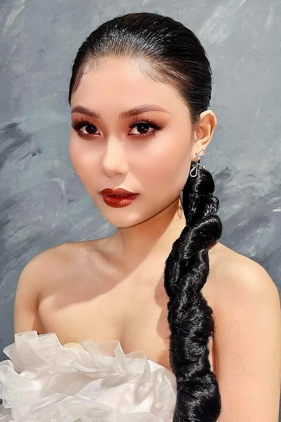 Bản sao Thanh Hằng dự thi Hoa hậu Thế giới VN 2021 - 10