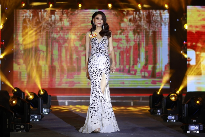 Bản sao Thanh Hằng dự thi Hoa hậu Thế giới VN 2021 - 6