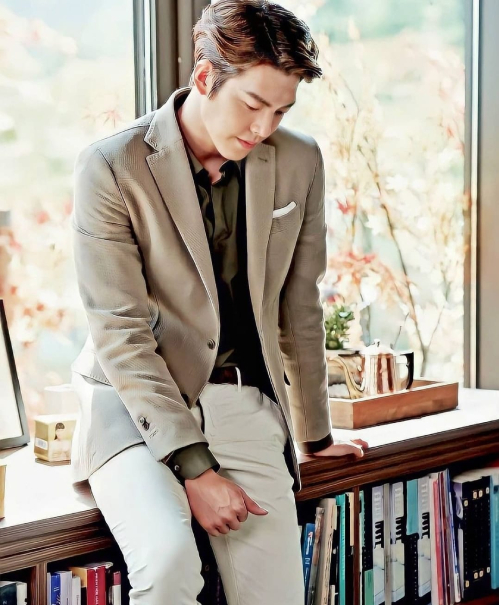 Hình ảnh quảng cáo mới của Kim Woo Bin.