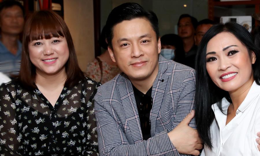Lam Trường, Ngọc Linh mừng Phương Thanh ra album băng cối