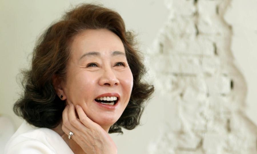 Tình buồn của Youn Yuh Jung