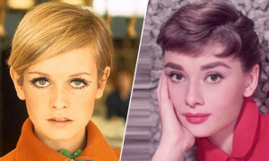 Kiểu vẽ eyeliner đặc trưng của sao Hollywood