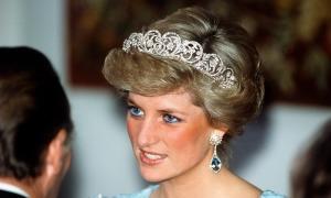 Thói quen trang điểm mắt của Công nương Diana