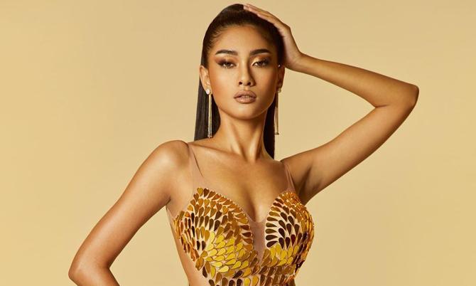 Người đẹp Myanmar mất hết váy áo dự thi Miss Universe
