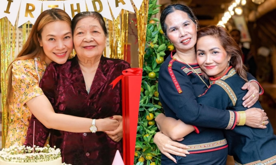 Sao Việt tri ân mẹ