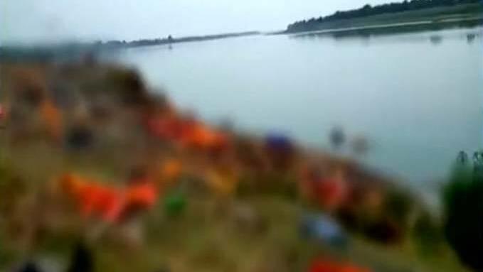 150 thi thể bệnh nhân Covid-19 bị thả xuống sông Hằng