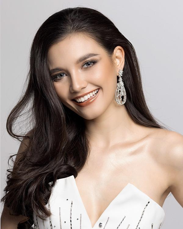 Những thí sinh có gương mặt đẹp nhất Miss Universe 2020 - 8