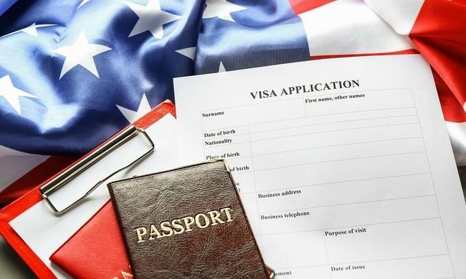 Mỹ luôn là một nằm trong list các quốc gia khó xin visa nhất với người Việt. Ảnh: shutterstock.