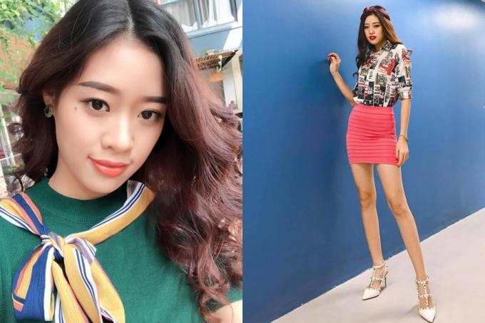Sau hàng loạt cuộc thi nhan sắc, Khánh Vân tập trung theo đuổi người mẫu, diễn viên. Quá trình hoạt động nghệ thuật giúp cô ngày càng chững chạc,