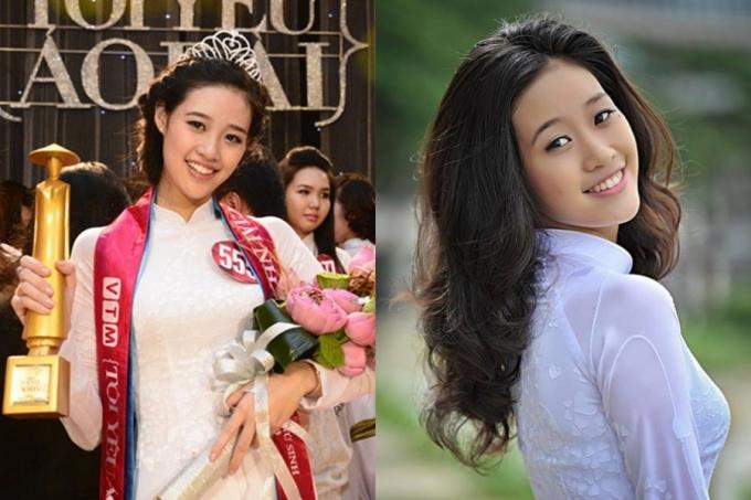 Khánh Vân: Từ Nữ sinh Áo dài 2013 đến top 21 Miss Universe 2020