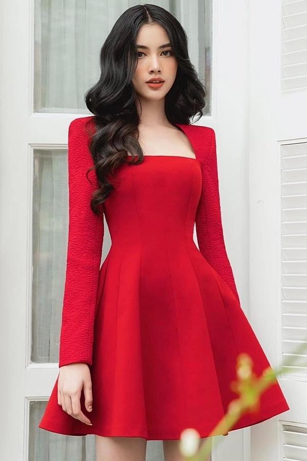 Những mỹ nhân được fan kỳ vọng thi Hoa hậu Hoàn vũ Việt Nam 2021 - 1