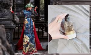 Những chai nước hoa 'tủ' của sao Việt