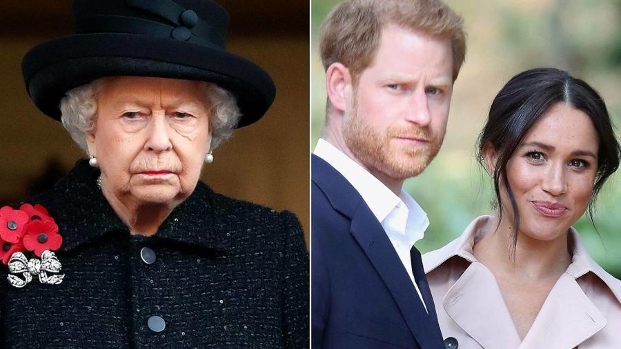 Nữ hoàng sẽ 'không để yên cho phía Harry thích nói gì thì nói'