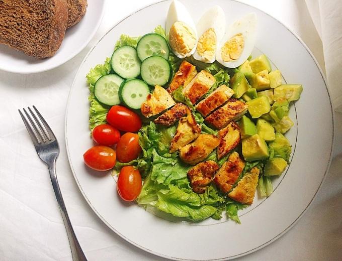 5 cách kết hợp thực phẩm giúp giảm cân nhanh - 1