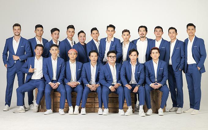Đội hình FC Nghệ Sỹ.