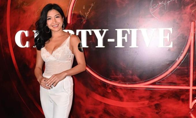 Vỹ Kỳ không tiếp tục ký hợp đồng với TVB.