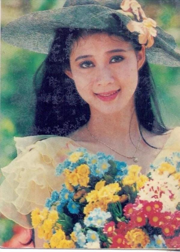 Diễn viên Diễm Hương.