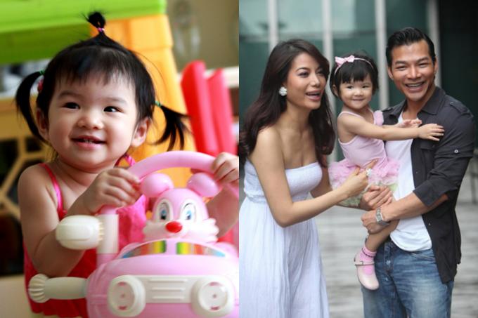 Bảo Tiên là trái ngọt tình yêu của Trần Bảo Sơn và Trương Ngọc Ánh, chào đời năm 2008. Có bố mẹ là nghệ sĩ nổi tiếng, ngày từ khi lọt lòng, cô bé nhận được nhiều sự quan tâm, yêu mến từ công chúng.
