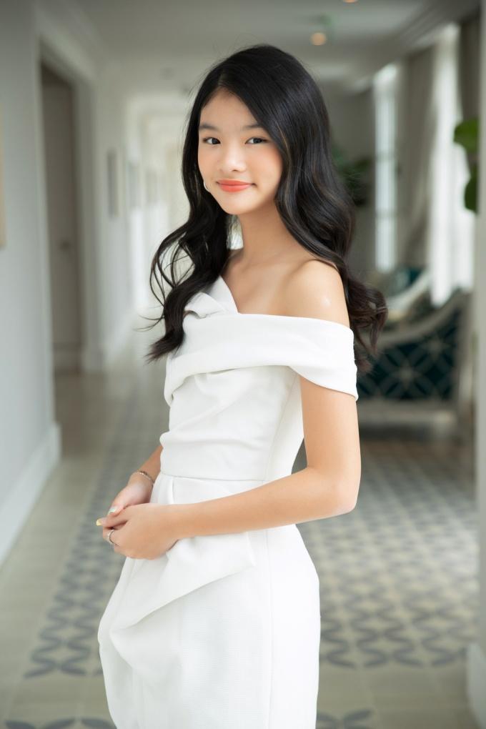 Một thời gian dài, Trương Ngọc Ánh ít chia sẻ về con gái. Đến năm 2020, ở tuổi 12, Bảo Tiên đã lớn bổng, cao hơn 1,6 m và ra dáng thiếu nữ.
