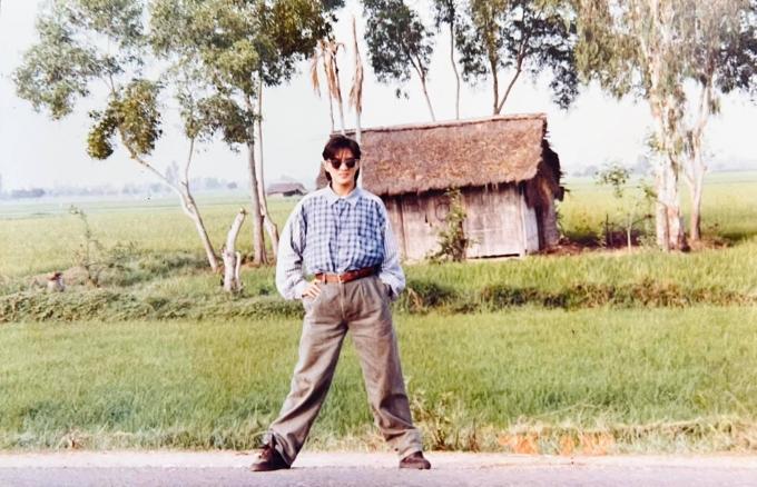 Thời trẻ 30 năm trước của Đàm Vĩnh Hưng